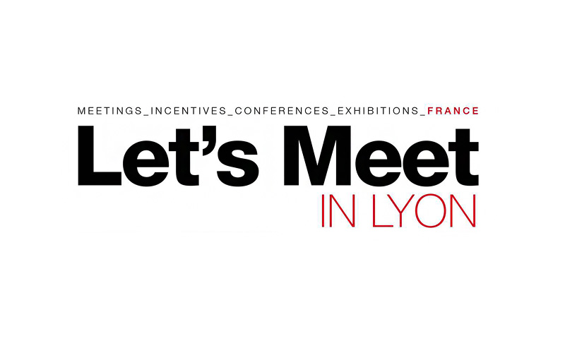 Let's meet in Lyon - logo