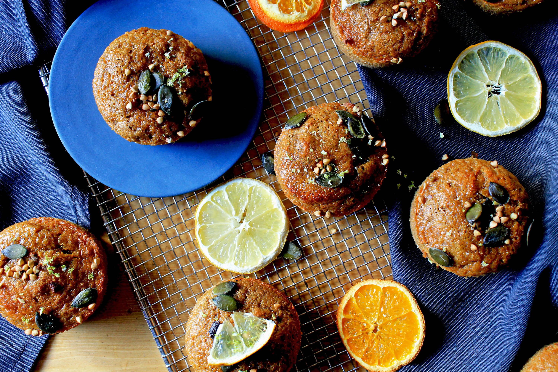 cupcake-citron-sans-gluten